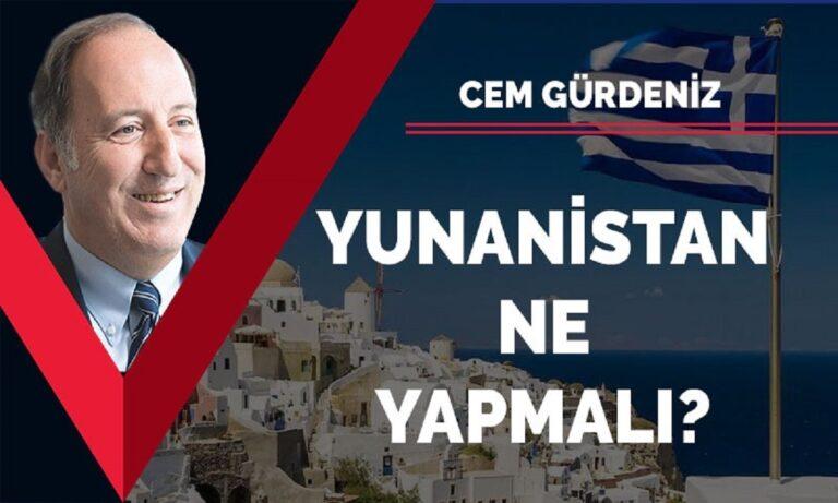 Τούρκοι: Κάναμε χαρούμενη την Ελλάδα υποστηρίζει ο Χουσείν Βοντιναλι με άρθρο του στο veryansintv.com για τις συλλήψεις των δέκαν ναυάρχων.