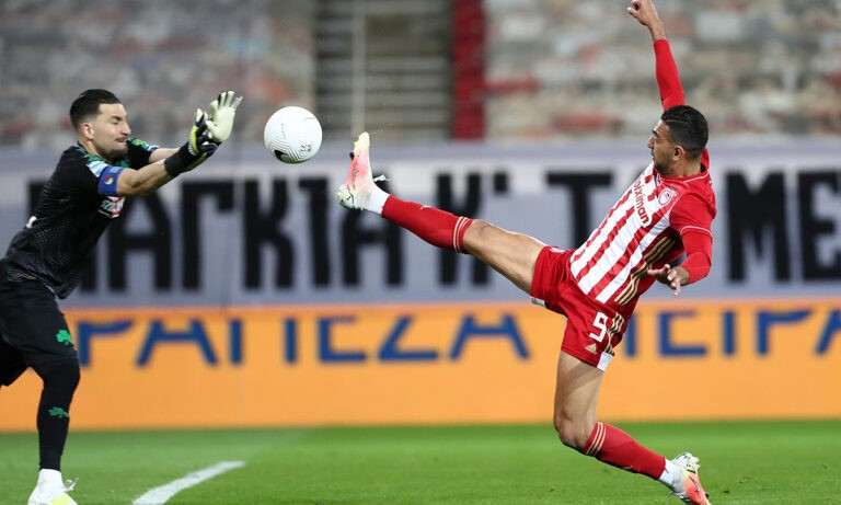 Ολυμπιακός – Παναθηναϊκός: Ξανά ο Χασάν και 2-1 με λάθος Διούδη! (vid)