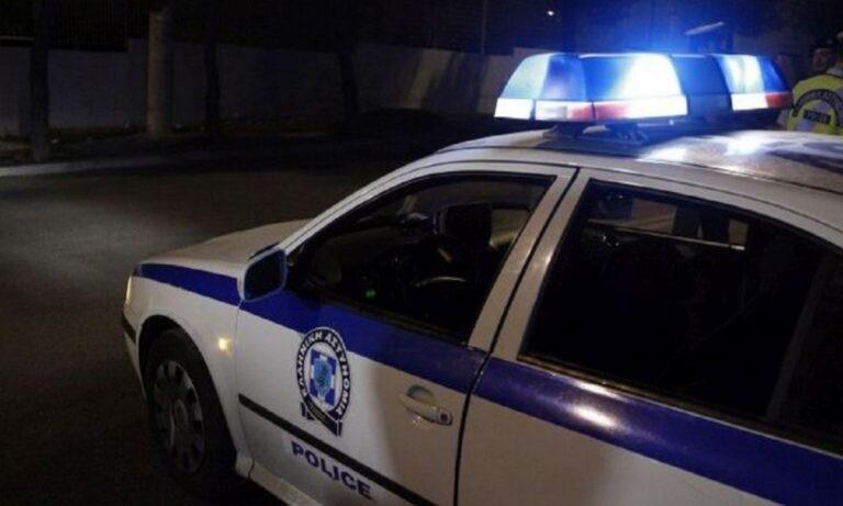 Θεσσαλονίκη: Άδειασαν πυροσβεστήρες σε περιπολικό με σκοπό να γλιτώσουν τη σύλληψη!