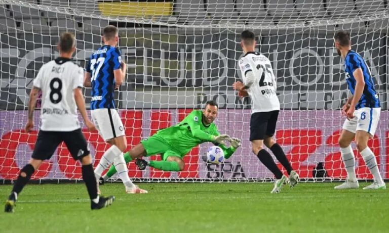 Serie A': Γκέλα για Ίντερ, αλλά στο +10 από τη Μίλαν - Με ανατροπή η Γιουβέντους