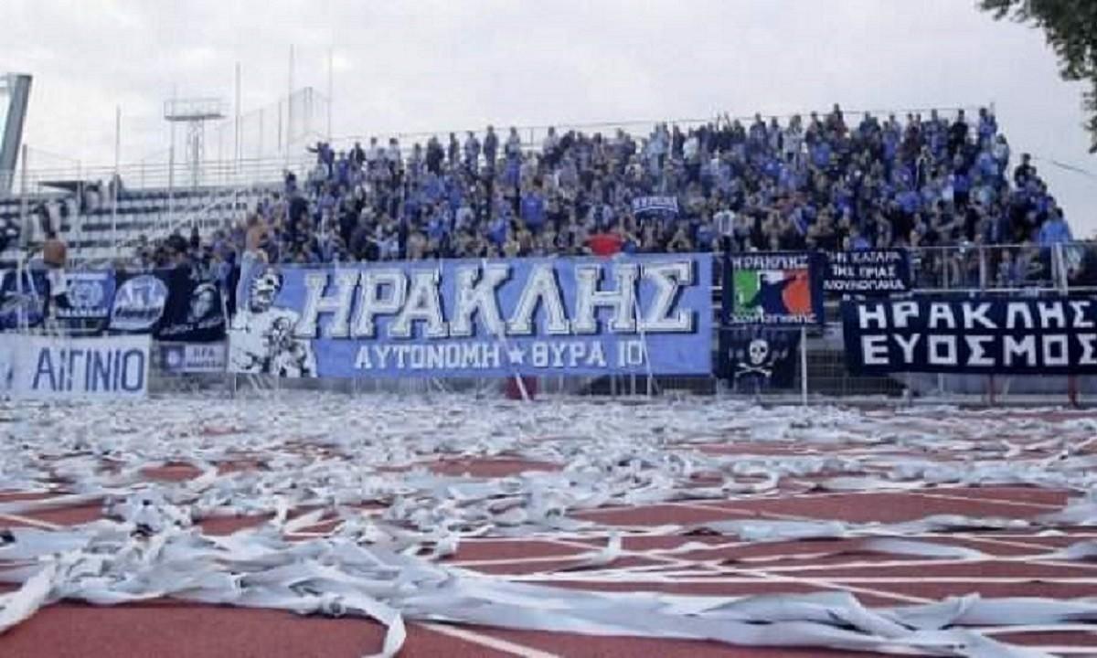 Ηρακλής – Τρολάρουν την European Super League: «Απαγορεύουμε την συμμετοχή μας, πρόεδρε μην τους κάνεις τη χάρη»