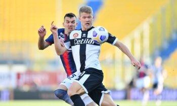 Ιταλία: Η Κροτόνε παίρνει μαζί της την Πάρμα στη Serie B