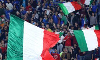 Ιταλία: Επιστρέφει επιτέλους ο κόσμος στα γήπεδα!