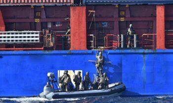 Οι Γάλλοι έκαναν... ντου σε πλοίο στο λιμάνι της Σμύρνης - Στην ανάρτηση που έκαναν οι Ένοπλες Δυνάμεις της Γαλλίας,.