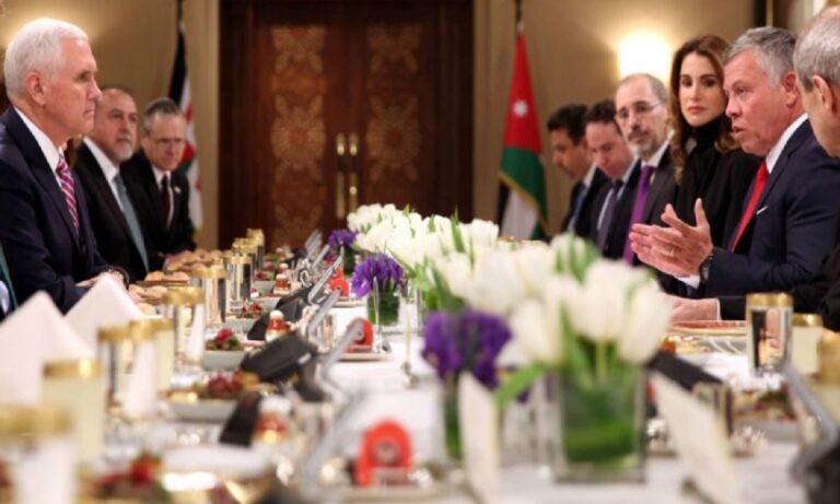 Ιορδανία: Φήμες για απόπειρα πραξικοπήματος