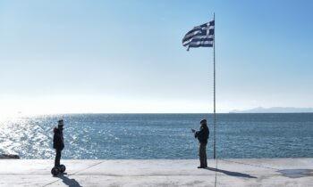 Καιρός (10/4): Αίθριο καιρό σε όλη την Ελλάδα, με άνοδο της θερμοκρασίας, θα έχουμε το Σάββατο, σύμφωνε με την Μετεωρολογική Υπηρεσία.