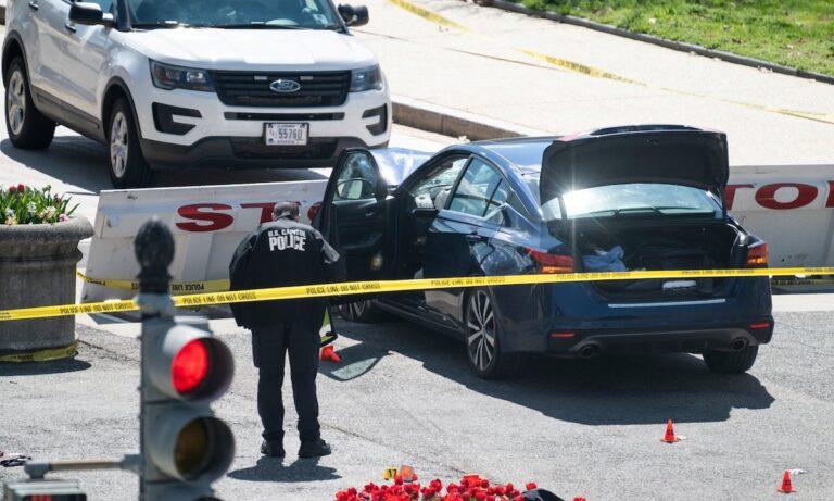 ΗΠΑ – Καπιτώλιο: Αυτός είναι ο αστυνομικός που σκοτώθηκε (pic)
