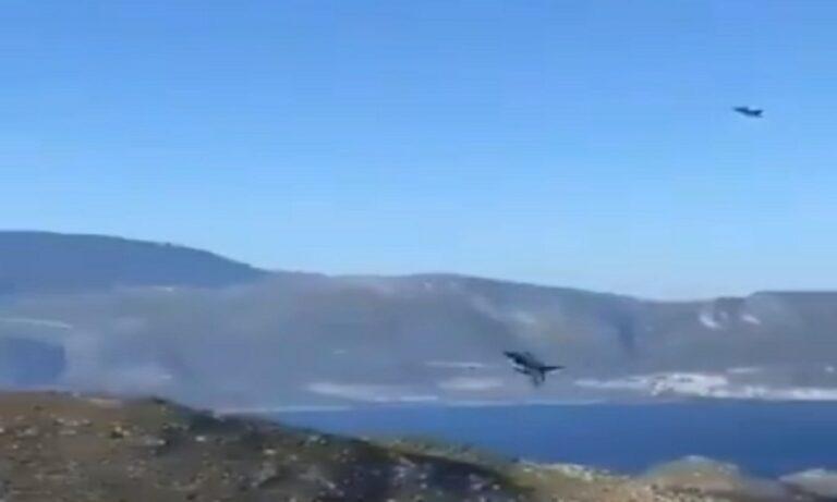 Τούρκοι: Τρελάθηκαν με τα ελληνικά F-16 που πέταξαν λίγα μέτρα πάνω από το Καστελόριζο - Είναι προβοκάτσια, γράφουν τα τούρκικα ΜΜΕ.