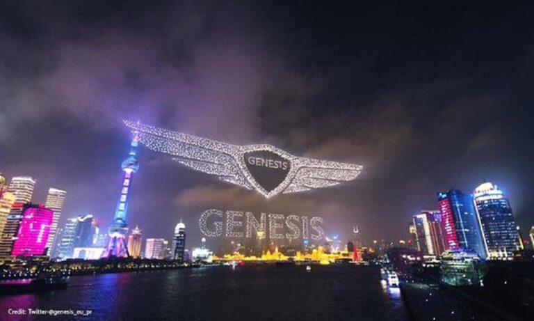 Κίνα: Παγκόσμιο ρεκόρ με 3.281 drones στον αέρα (vid)