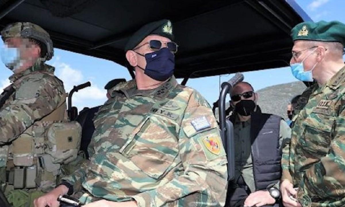 Ένοπλες δυνάμεις: Με αυτό το «πυραυλοκίνητο» σκάφος «έσκισε» το Αιγαίο ο Α/ΓΕΕΘΑ – Τι ταχύτητα έπιασε