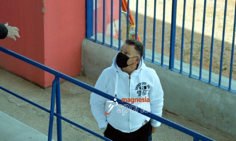 Κούγιας: «Κατασκοπεία» στο Βόλο