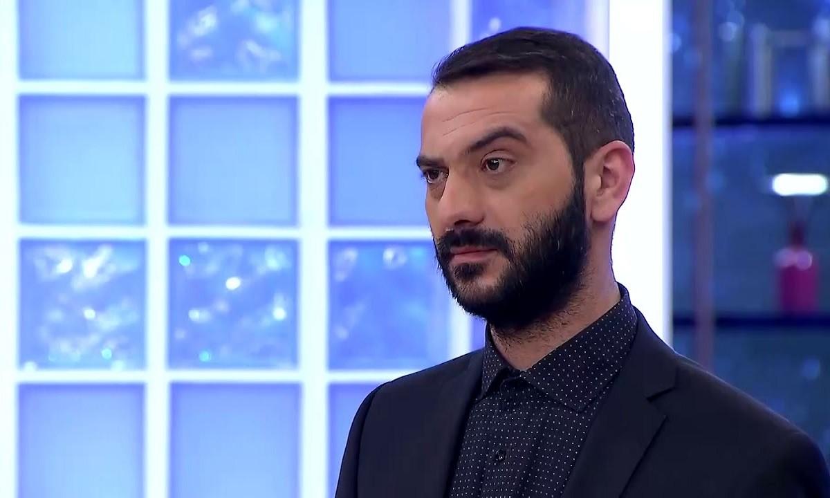 Masterchef – Λεωνίδας Κουτσόπουλος: Έπεσε απο τα σύννεφα. Κυριολεκτικά!