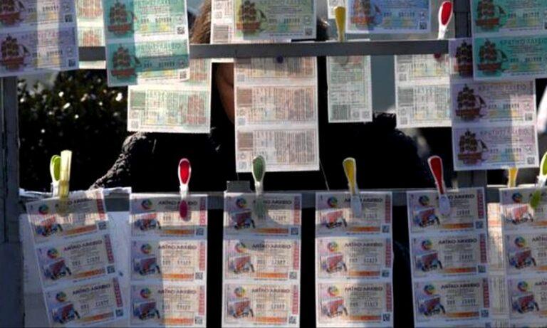 Εθνικό Λαχείο: Το πρόγραμμα κληρώσεων και τα έπαθλα της νέας έκδοσης – Ο πρώτος λαχνός κερδίζει 1.000.000ευρώ