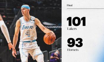 NBA Αποτελέσματα: Συνέχισαν με νίκες οι ομάδες τους Λος Άντζελες (vids)