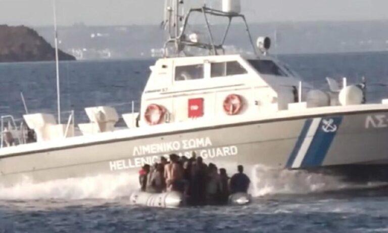 Ελληνοτουρκικά: Γερμανία και Τουρκία μεταδίδουν τα ίδια πλάνα από το Αιγαίο. Τυχαίο;