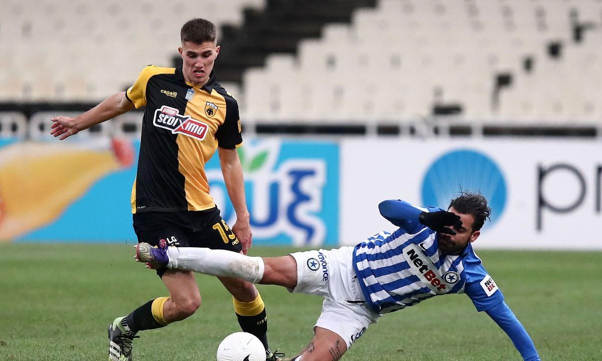 Ο Λάτσι υπέγραψε στην ΑΕΚ νέο συμβόλαιο μέχρι το 2026!