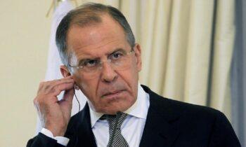 Λαβρόφ: Προειδοποιούμε την Τουρκία για τις κινήσεις της, δήλωσε την Δευτέρα ο Ρώσος υπουργός Εξωτερικών με φόντο τις κινήσεις της Άγκυρας.