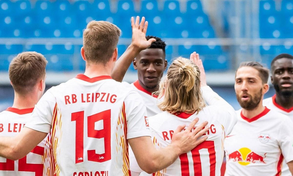 Λειψία – Στουτγκάρδη 2-0: «Κλείδωσε» το Champions League – Υπέπεσε σε πέναλτι ο Μαυροπάνος