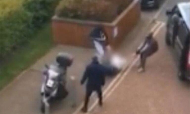 Λονδίνο: Απαγωγή 30χρονου άνδρα μπροστά στην κάμερα!