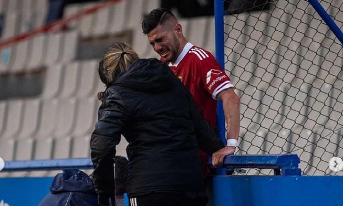 Άρης – Λόπεθ: Aπευθύνεται στο… ποδόσφαιρο, με αφορμή τον τραυματισμό του και συγκινεί