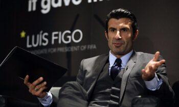 Φίγκο: «Η European Super League, μόνο super δεν είναι - Είστε τραγικοί»