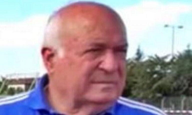 Στίβος: Θλίψη! «Έφυγε» και ο Μανώλης Μανωλόπουλος