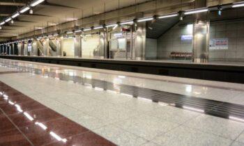 Αθήνα - Σοκ: Νεκρή η γυναίκα που έπεσε στο μετρό
