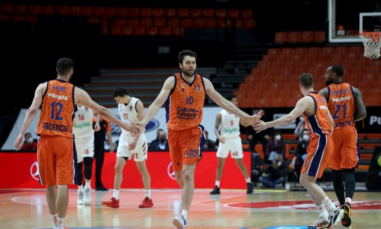 Βαλένθια- Μπασκόνια 86-81: Νίκησε και ελπίζει