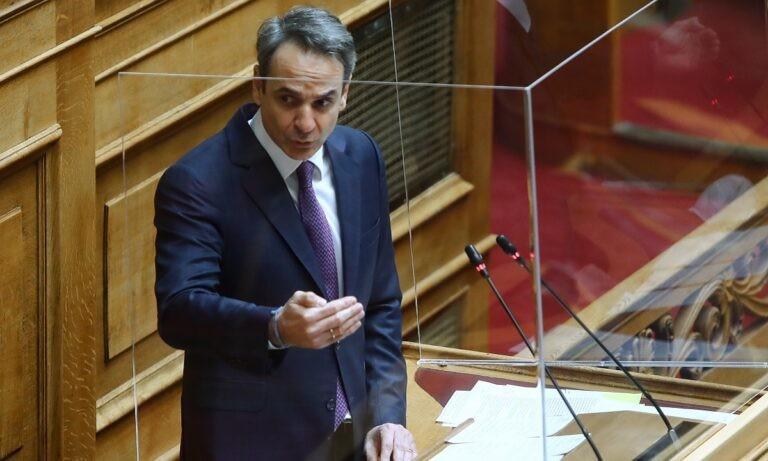 Την εκτίμηση οτι η εστίαση στην χώρα μας θα ανοίξει μετά το Πάσχα, εξέφρασε ο Κυριάκος Μητσοτάκης από τη βήμα της Βουλής την Παρασκευή (2/4).