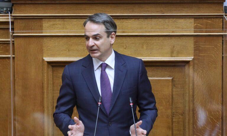 ΣΥΡΙΖΑ-Ηλιόπουλος: «Κρύβεται ο Μητσοτάκης μετά τις αποκαλύψεις – Είναι ένας εκβιαζόμενος πρωθυπουργός»