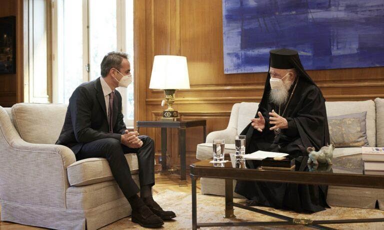 Αρχιεπίσκοπος κκ. Ιερώνυμος: «Βρήκαμε λύση για τις εκκλησίες το Πάσχα»