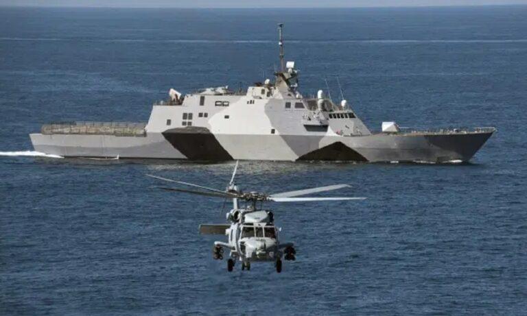 Φρεγάτες: Πρόταση για πολεμικά πλοία ανάλογα των άλλων είπε ο Έλληνας ΥΠΑΜ στον Αμερικανό