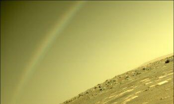 NASA: Η θέση της για το Ουράνιο Τόξο στον πλανήτη Άρη