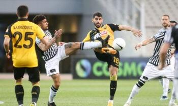 Ο Νέλσον Ολιβέιρα είναι το μόνο συμβόλαιο της ΑΕΚ που τελειώνει στο φινάλε της χρονιάς και δεν έχει… διευθετηθεί. Ο Γαλανόπουλος ανανέωσε, ο Αλμπάνης ανανέωσε, ενώ ο Λιβάια αποχώρησε.