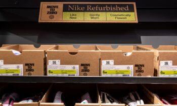 Nike: Αναζητώντας νέους τρόπους για να δώσει στα προϊόντα μεγαλύτερο κύκλο ζωής, λανσάρει το πρόγραμμα Nike Refurbished.