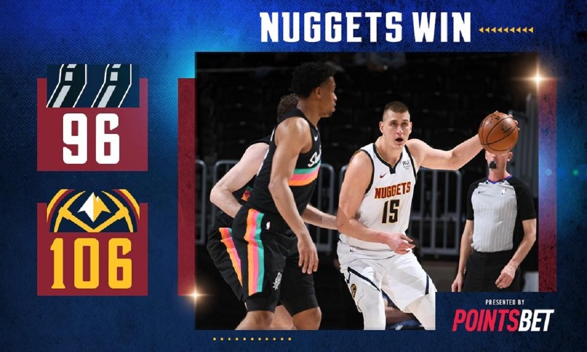 NBA Αποτελέσματα: Ξανά νίκη για τους Νάγκετς, δύσκολα οι Σέλτικς (vids)