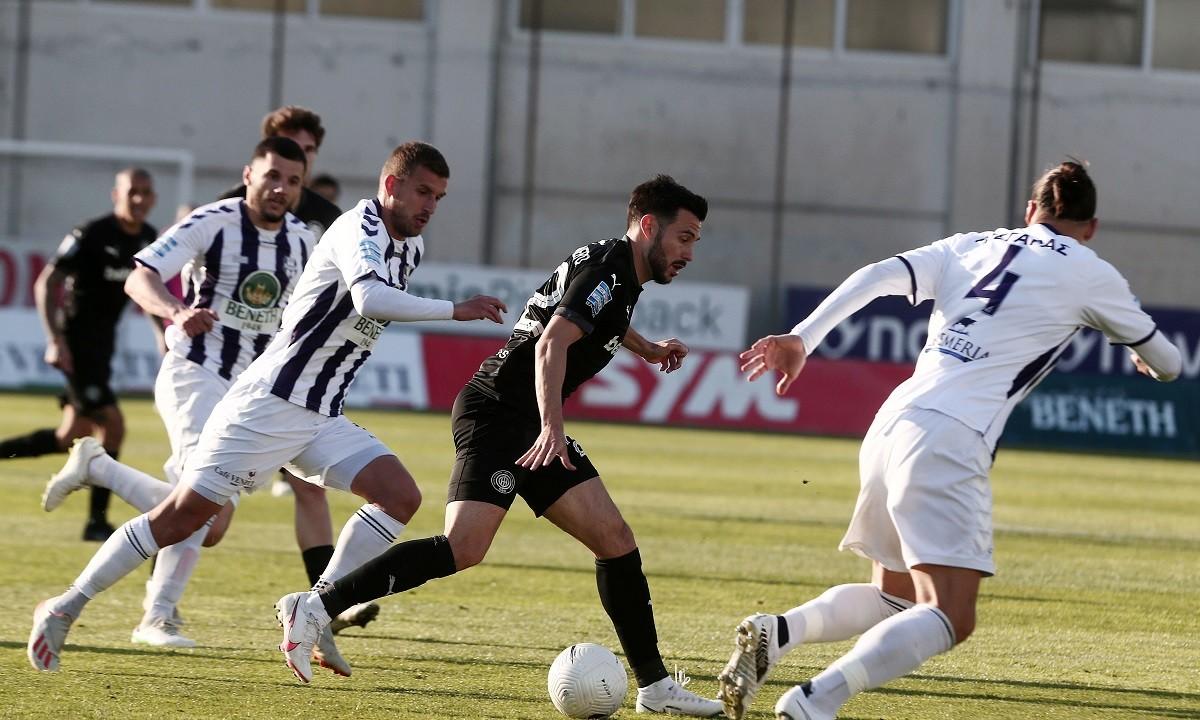 Απόλλων Σμύρνης – ΟΦΗ 0-0: Φασούλι το φασούλι για τους αήττητους στα πλέι άουτ Κρητικούς – Κάκιστο ματς στη Ριζούπολη