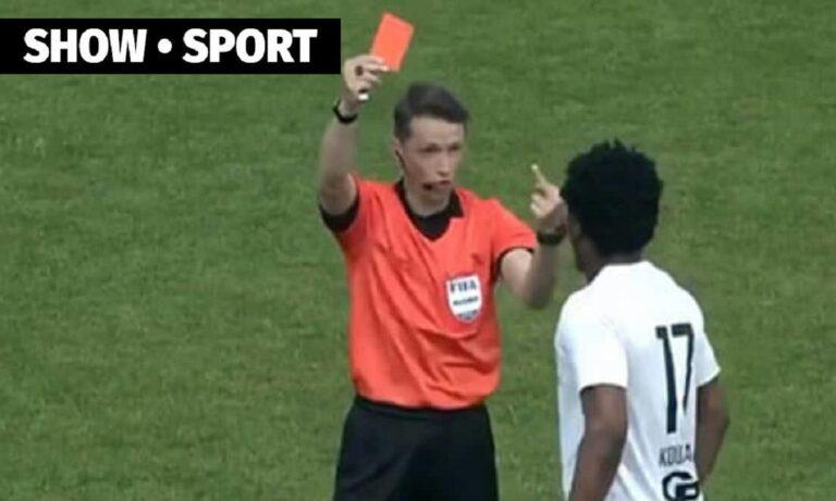 ΠΑΣ Γιάννινα – Ολυμπιακός: «Ο διαιτητής με το… κ@λοδάκτυλο» σφυρίζει το ματς (vid)