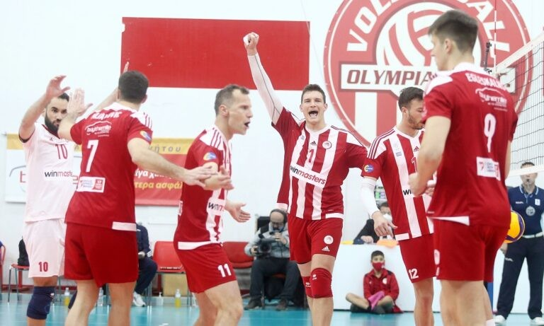 Ολυμπιακός - Παναθηναϊκός 3-1: Πάρτι τίτλου!