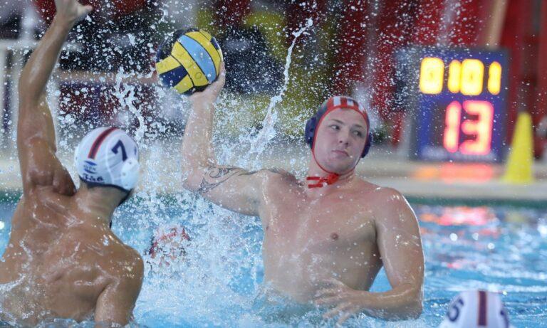 Α1 Ανδρών πόλο: Εύκολα ο Ολυμπιακός – Συγκλονιστικό ματς στα Χανιά