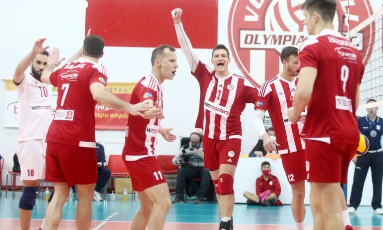 Βόλεϊ: Ο Παναθηναϊκός έστεψε πρωταθλητή τον Ολυμπιακό