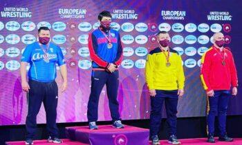 Πάλη: Νέα μεγάλη επιτυχία! Ο Γιάννης Καργιωτάκης κατέκτησε το ασημένιο μετάλλιο στα 130κ. στο Ευρωπαϊκό Πρωτάθλημα πάλης υποταγής!