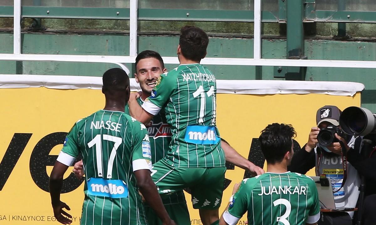 Παναθηναϊκός – ΠΑΟΚ 3-0: «Πράσινος» θρίαμβος, μήνυμα Ευρώπης!