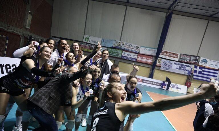 ΠΑΟΚ: Τα συγχαρητήρια της ΚΑΕ στη γυναικεία ομάδα για την κατάκτηση του Κυπέλλου