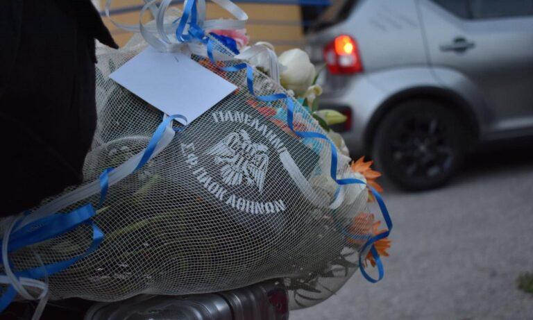 Πανελλήνιος ΣΦ ΠΑΟΚ Αθηνών: Συγκίνησε ΚΑΕ και Χατζόπουλο! (pic)