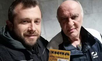 Ερασιτέχνης Άρης: Ακόμη ένα εκλεκτό μέλος της «κιτρινόμαυρης» οικογένειας έγινε μέλος του της «μάνας του συλλόγου», ο Κώστας Παπαϊωάννου.