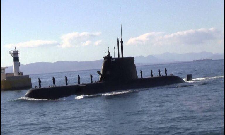 Ελληνοτουρκικά: Λαίλαπα - Βγήκαν τα ελληνικά υποβρύχια - Η άσκηση που ανησύχησε την Τουρκία σε συνδυασμό με τον Ηνίοχο 21.