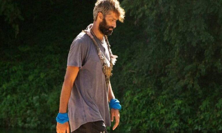 Survivor – Αλέξης Παππάς: Αυτό έκανε όταν εξαφανίστηκε στη ζούγκλα!