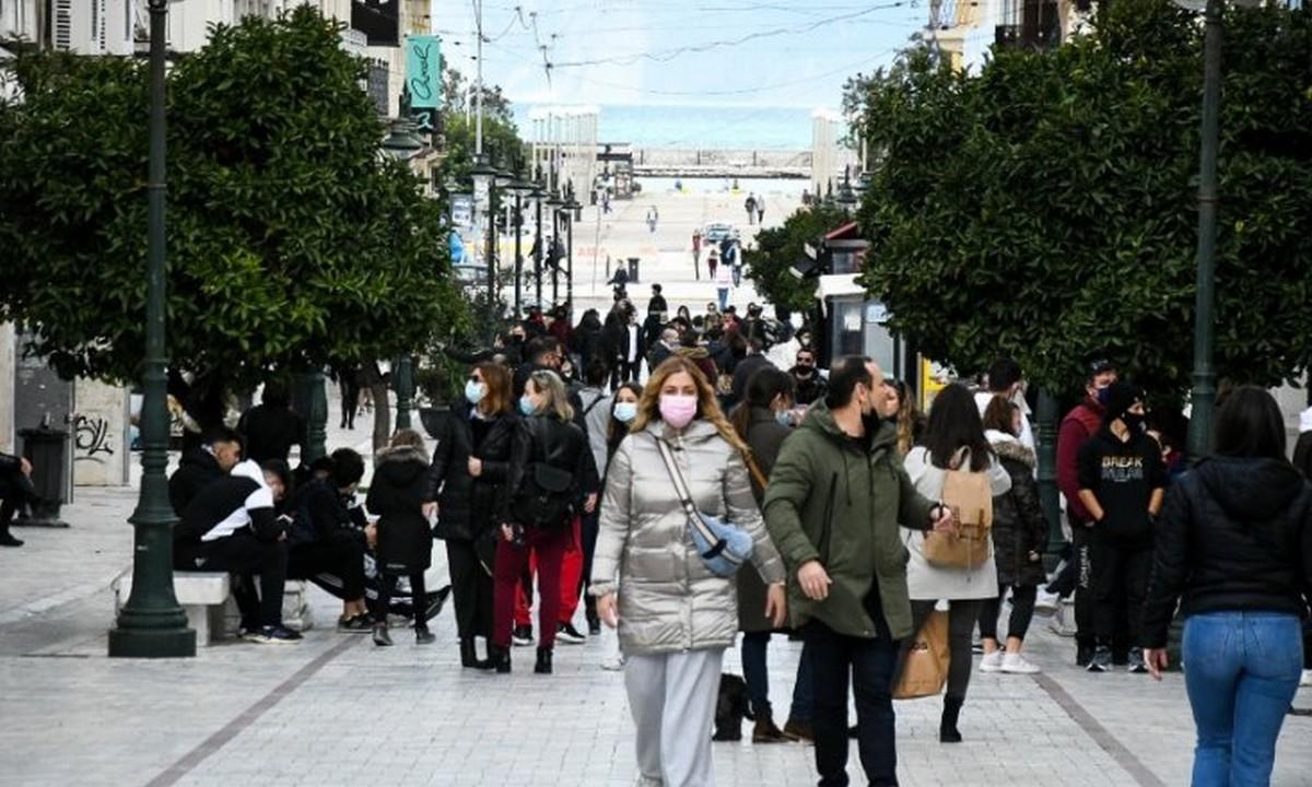 Λιανεμπόριο – Νέες εισηγήσεις λοιμωξιολόγων: Click away Θεσσαλονίκη, ανοιχτά Αχαΐα, κλειστά Κοζάνη