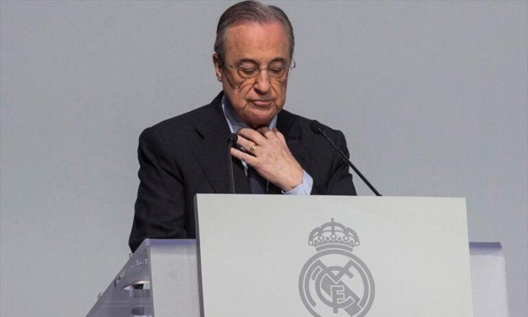 Πέρεθ: «Η European Super League θα σώσει οικονομικά τις ομάδες, δεν θα αποκλειστούν παίκτες και ομάδες»